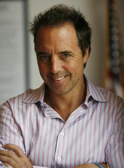 Dan Buettner helped launch the project with the goal of helping residents live longer.