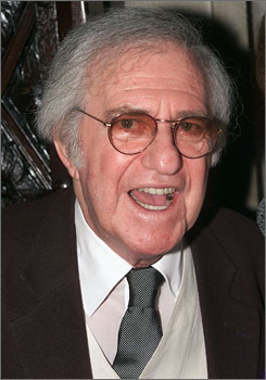Soupy Sales attends the NY Friars Club celebration of his 75th birthday at the Friars Club in January 2001 in New York City. The comic died on Thursday night at Calvary Hospice in the Bronx. He was 83.