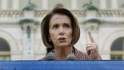 In an effort to make the bill more appealing to certain members of her party, House Speaker Nancy Pelosi altered some of the fine print in House Democrats' proposal for overhauling health care.