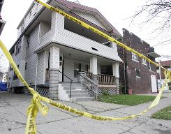 Police continue to search the home of Anthony Sowell in Cleveland for more bodies. The remains of 11 women have already been found. Sowell is being held without bond on five counts of aggravated murder.