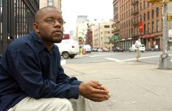 Jayson Blair, best known as a fabricating and plagiarizing reporter, worked as a life coach after being fired from the 'New York Times'. Blair says his experience hitting the lows helps him relate to people.