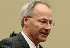 Asa Hutchinson, who led the Drug Enforcement Administration and was undersecretary for Border and Transportation Security at the Department of Homeland Security, says worker productivity is at risk without agency chiefs in place.