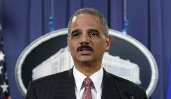 Attorney General Eric Holder faces some of his most vocal critics at a Senate Judiciary Committee hearing today.