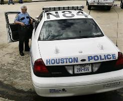 Houston police requested federal stimulus money for 260 officers but got nothing.