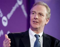 "Rep. Chris Van Hollen, chairman of the Democratic Congressional Campaign Committee, says fundraising is up because Democratic activists ""were shaken out of their complacency."""