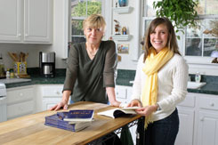 Jody Williams, a Nobel Peace prize winner for her work in eradicating land mines, has pulled together, with her stepdaughter Emily Goose, a cookbook with recipes from other Nobel laureates and peace activists.