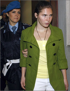 Italian jury begins deliberations in Amanda Knox murder trial
