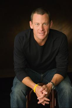 Lance Armstrong, who was diagnosed with testicular cancer in 1996 at age 25, has added features to his Livestrong website to help diabetics.
