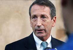 South Carolina lawmakers have voted to formally rebuke Gov. Mark Sanford for secret visits to his Argentine mistress and misusing state planes.