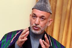 Afghan President Hamid Karzai's list keeps U.S. favorites in several posts critical to the war and reconstruction.