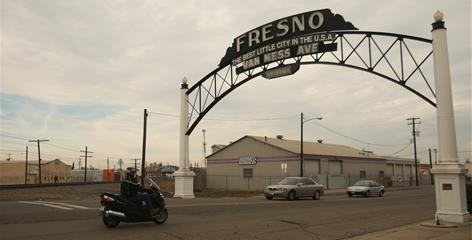 Fresno is trotting out  a $1.2 million marketing campaign in hopes of improving the city's reputation.