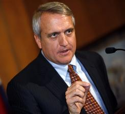 Democratic sources tell the AP that Colorado Gov. Bill Ritter won't run for re-election this fall.