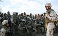General in Afghanistan