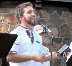 Benjamin Larson, Wartburg Theological Seminary student presumed dead in Haiti earthquake.