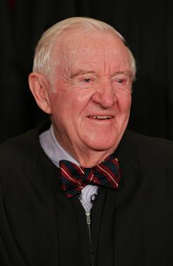 Justice John Paul Stevens has not hired a full slate of law clerks for next term, as he usually would have done by now. In an interview with USA TODAY in October, he declined to reveal his retirement plans.