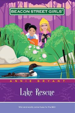Reading Lake Rescue by Annie Bryant was helpful to overweight girls, who identified with the heroine.