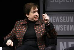 U.S. Solicitor General Elena Kagan says any support a terrorist group gets allows it to dedicate other resources to violence.