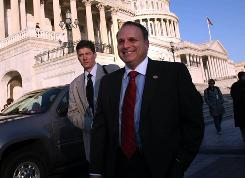Eric Massa became a Democratic hero in 2008 when he won a traditionally Republican district in upstate New York.