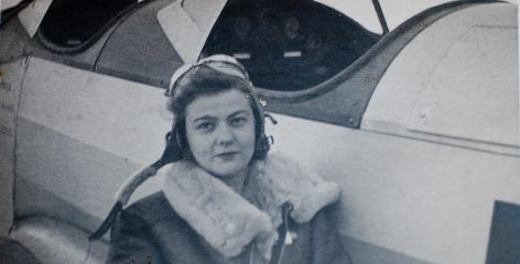 Jean Springer was only 20 years old when she started flying military open-cockpit planes across the country as a test pilot in the Women Airforce Service Pilots (WASP) group during World War II.