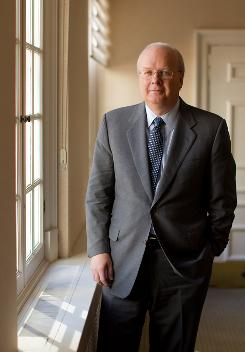 "Karl Rove says President Obama is ""undisciplined, unengaged, aloof and focused on the wrong things."""