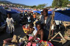 An assessment prepared by the Haitian government with the support of the international community put the total amount needed for Haiti's recovery from the Jan. 12 earthquake at $11.5 billion.