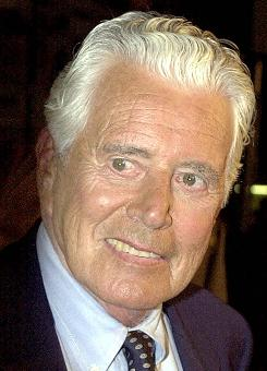 Actor John Forsythe died Thursday. He was 92.