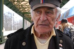 Milan Paumer, a 78-year-old U.S. Army veteran, says the U.S. must be tough with Russia about the nuclear weapons pact.