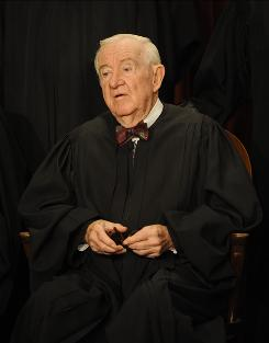 Justice John Paul Stevens announced Friday that he will retire from the Supreme Court.