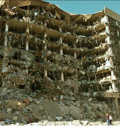 Militant groups became especially vocal prior to the Oklahoma City bombing in April 1995.
