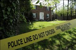 Brian Betts was slain last week in his Silver Spring, Md. home, the site of a murder in 2002.