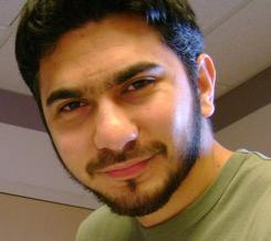 Photo from the social networking site Orkut.com shows man identified by neighbors as Faisal Shahzad. Shahzad was arrested at a New York airport on charges that he drove a bomb-laden SUV meant to cause a fireball in Times Square, federal authorities said.