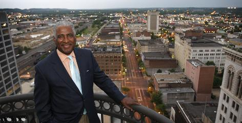 Mayor William Bell believes sporting events will bring industry and tourism dollars to Birmingham.