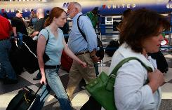 A Travelocity poll of more than 2,000 travelers says about half of respondents plan to travel more this year, while only 7% plan to travel less.