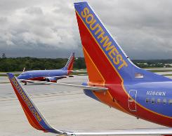 Southwest's CEO says the airline has taken about $1 billion in revenue from its rivals, almost all of which charge baggage fees.