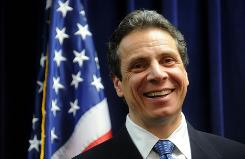 It was announced in an online video that New York Attorney General Andrew Cuomo will run for governor of New York on Saturday.