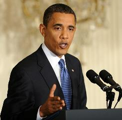 President Obama speaks during a press conference May 27, in the East Room of the White House in Washingto.