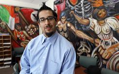 Roberto Rodriguez, in the Chicano Programs Center at the University of California-Riverside, will graduate with honors.