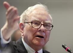 Warren Buffett, Chairman and CEO of Berkshire Hathaway, testifies before the Financial Crisis Inquiry Commission on June 2 in New York.