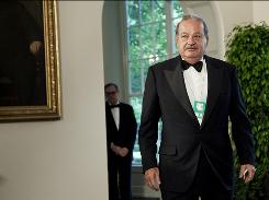 Mexican billionaire Carlos Slim has expanded his empire into the USA.
