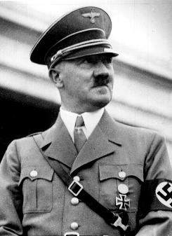 Documents relating to the imprisonment of Adolf Hitler will be put up for auction.