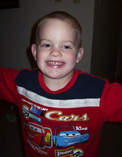 William Dylen Mahaffey, age 4, died of hyperthermia June 13, 2010 inside his family's parked car, Frankin County, Alabama, authorities say.