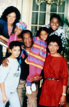 The Huxtable family from the 1980s-era TV sitcom 'The Cosby Show' would be an example of a cohesive (happy) family marked by warm and emotionally close relationships with individual autonomy.