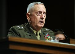 Marine Gen. James Mattis was nominated by the White House to head Central Command, the Tampa-based headquarters that oversees wars in Iraq and Afghanistan. If confirmed, Mattis would replace Gen. David Petraeus who left to take over as top allied commander in Afghanistan.