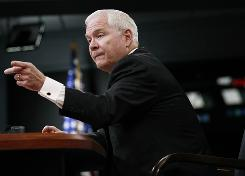 Secretary of Defense Robert Gates proposes Monday the elimination of the Joint Forces Command, representing about 5,800 workers.