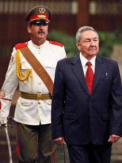 In August, President Raul Castro warned that layoffs would be coming and said Cuba would expand private enterprise on a small scale, increasing the number of jobs where Cubans could go into business for themselves.