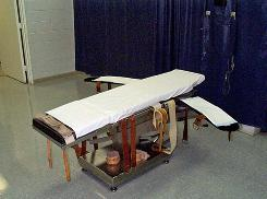 If the sentence is carried out, it will be Virginia's first execution of a woman in nearly 100 years.