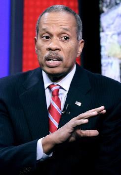 "Juan Williams said in a statement posted on the Fox News website Thursday, ""NPR fired me for telling the truth. The truth is that I worry when I am getting on an airplane and see people dressed in garb that identifies them first and foremost as Muslims."""