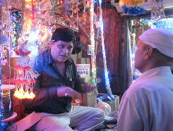 """""""I want America and India to be closer than America and Pakistan,"""" says Sanjay Rana, sales manager at a lighting shop in Delhi. """"Pakistan is not a good country."""""""