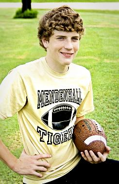 According to the suit, filed last week in Simpson County Chancery Court, Mendenhall High School football coach Chris Peterson dressed down Coy Sheppard, a 17-year-old senior kicker, during an Oct. 8 football game for wearing the cleats.
