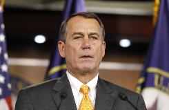 Rep. John Boehner wants to extend tax cuts set to expire in December.